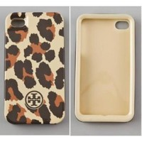 Iphone 4/ 4S Cover Bengal Leopard Case