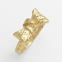 MARC BY MARC JACOBS 'Exploded Bow' Ring | Nordstrom