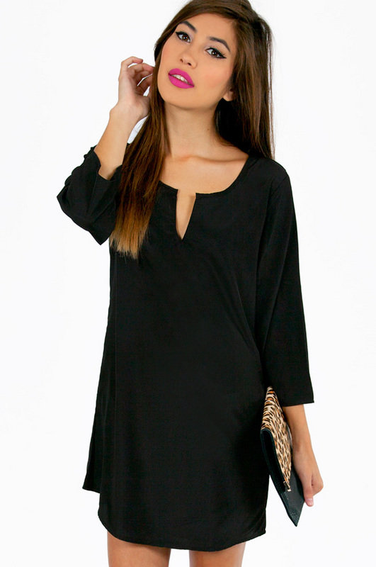 V Mine Shift Dress $29