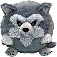 Squishable Werewolf: An Adorable Fuzzy Plush to Snurfle and Squeeze!