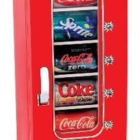 Koolatron CVF18 10-Can-Capacity Vending Fridge