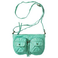 Mossimo Supply Co. Mini Crossbody Handbag - Green
