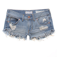 Bullhead Denim Co Extreme Fray Hem Shorts at PacSun.com