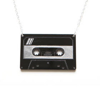 DJPremium.com - Women - Shop by Department - Sale - Accessories - Cassette Necklace