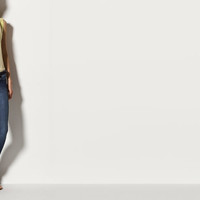 PANTALON EN JEAN SUPERSKINNY - Denim - WOMEN -  France
