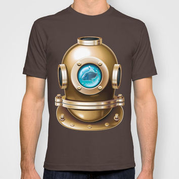 Underwater T-shirt by Texnotropio