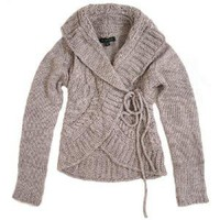 coffee shop knitted cardigan by C. Luce - $54.99 : ShopRuche.com, Vintage Inspired Clothing, Affordable Clothes, Eco friendly Fashion