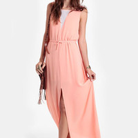 Sunset Beach Maxi Dress