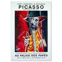 One Kings Lane - Rare Posters - Palais Des Papes