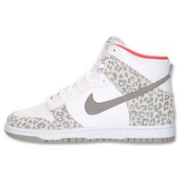 Nike Wmns Dunk High Skinny Leopard - White Medium Grey (429984-102):Amazon:Shoes
