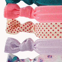 Girly Hair Tie Set | FOREVER 21 - 1000050972