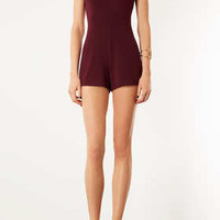 High Neck Playsuit - Playsuits  - Clothing