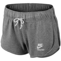 Nike Vintage Fleece Tempo Short - Women's at Foot Locker