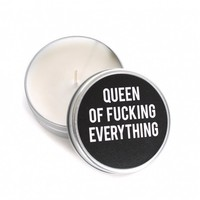 Queen of F*cking Everything by Mine Design - ShopKitson.com