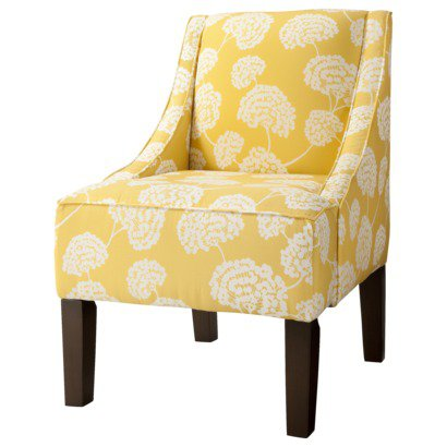Hudson Upholstered Accent Chair from Tar