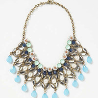Anthropologie - Fertile Crescent Bib Necklace
