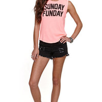 Riot Society Sunday Funday Music Tank at PacSun.com