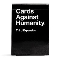 Cards Against Humanity: Third Expansion:Amazon:Toys & Games