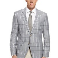'The Smith' | Modern Fit, Wool-Linen Sport Coat