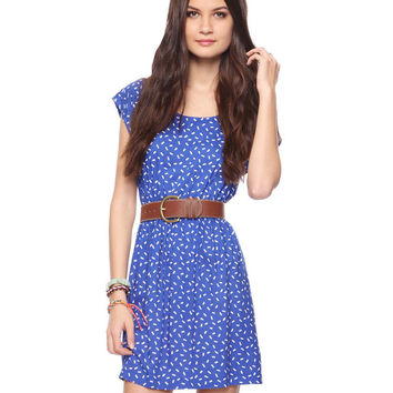 Confetti Print Dress | FOREVER21 - 2000033571