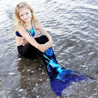 Tail Skins | Mermaid Swim Tails | AquaTails