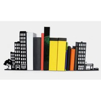 Cityscape Bookends | Folly Home | Design-led Gifts, Home wares, Vintage Finds