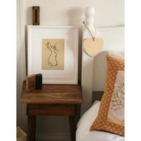 Belle And Boo Bunny Print | Folly Home | Design-led Gifts, Home wares, Vintage Finds