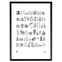 Alice Print | Folly Home | Design-led Gifts, Home wares, Vintage Finds