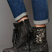Free People Feud Kadence Military Boot