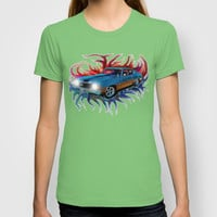 72 Chevy Chevelle T-shirt by JT Digital Art