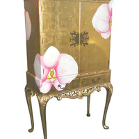 Jimmie Martin FLOWER COCKTAIL CABINET