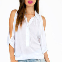 Sadie Collared Top $36
