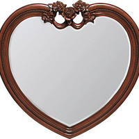 Disney Princess Cherry Heart Mirror