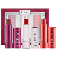 Fresh Sugar Kisses Mini Lip Trio: Lip Balm & Treatments | Sephora