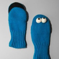 Sesame Street Cookie Monster Mitten
