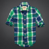 Stone Steps Beach Twill Shirt