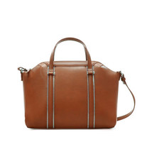 STRUCTURED BOWLING BAG WITH ZIP DETAILS - Handbags - Woman - New collection | ZARA Canada