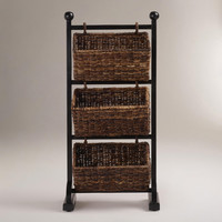 3-Tier Madras Cubby