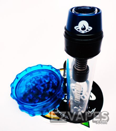 Incredibowl Mini m420 BLUE + Free Acrylic Grinder