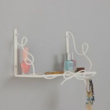 UrbanOutfitters.com > Metal Bow Shelf