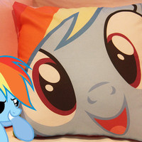 My Little Pony Pillow - Rainbow Dash