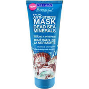 Freeman Feeling Beautiful Dead Sea Minerals Facial Anti-Stress Mask Ulta.com - Cosmetics, Fragrance, Salon and Beauty Gifts