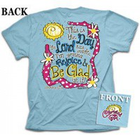 Cherished Girl This Is The Day The Lord Has Made T-Shirt
