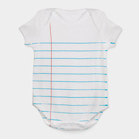 Loose Leaf One-Piece