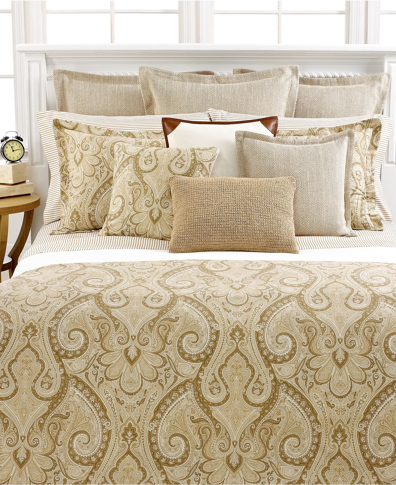 Closeout Lauren Ralph Lauren Bedding From Macys