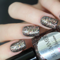 Shimmer Nail Polish  Vivian by ShimmerPolish on Etsy