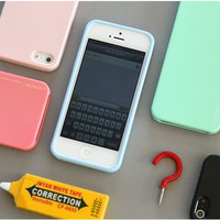 Candy iPhone 5 Jelly Case