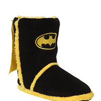 DC Comics Batman Slipper Boots | Hot Topic