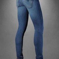 True Religion - Misty Leggings - Stingray No Rips