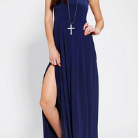 Urban Outfitters - Sparkle & Fade Slinky Knit Maxi Dress